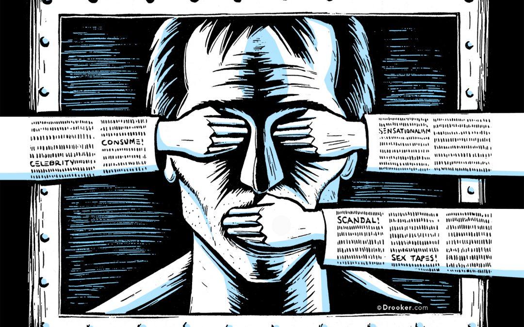 Triumfalizmus bez slobody prejavu
