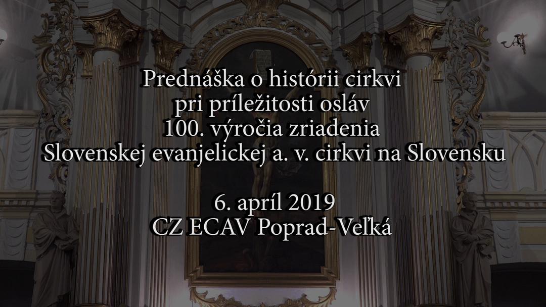 Historická prednáška