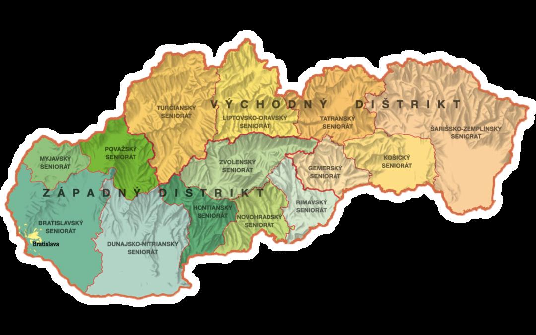 Reforma správy ECAV na Slovensku