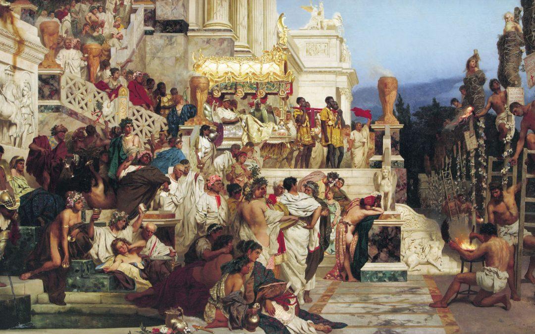 Prenasledovanie kresťanov