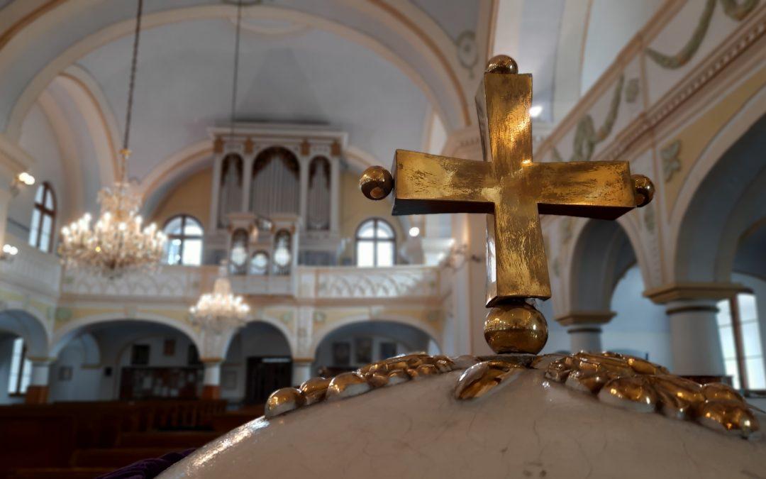 Nič nenahradí jedinečnú atmosféru bohoslužobných podujatí vchrámoch