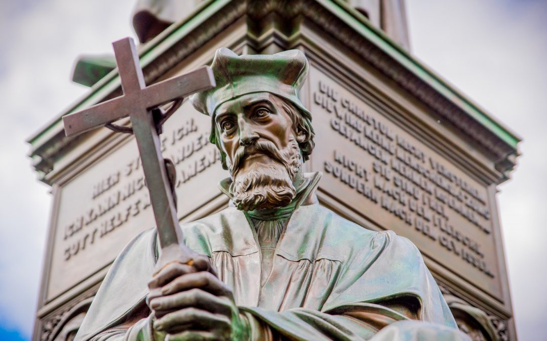 Ján Hus Kacír alebo Božia trúba?